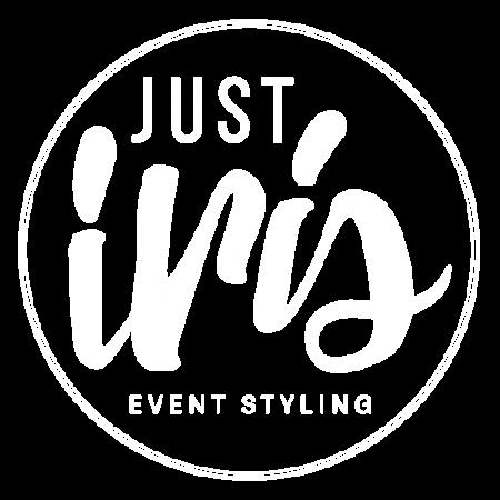 just-iris-logo-white